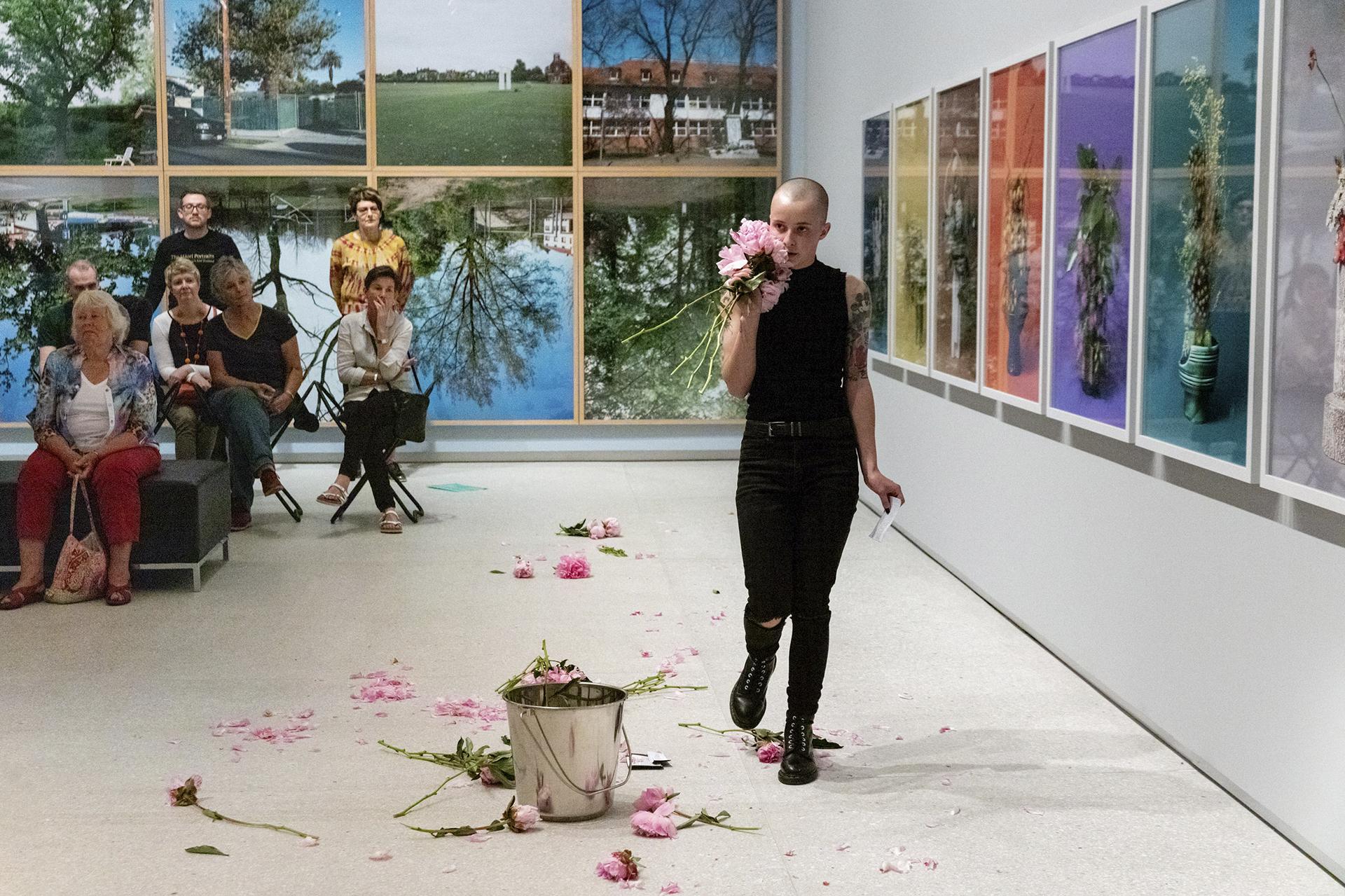 Ann Shelton 3. The physical garden, Auckland Art Gallery ©Ann Sheltonsm1