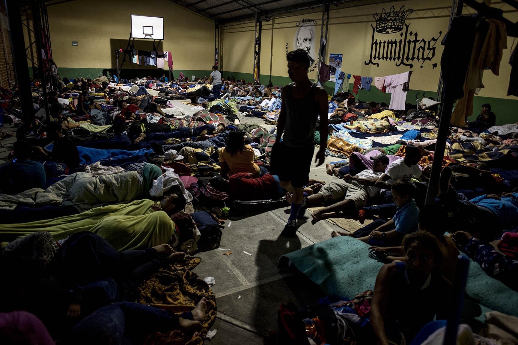 Casa del migrante Guatemala 05