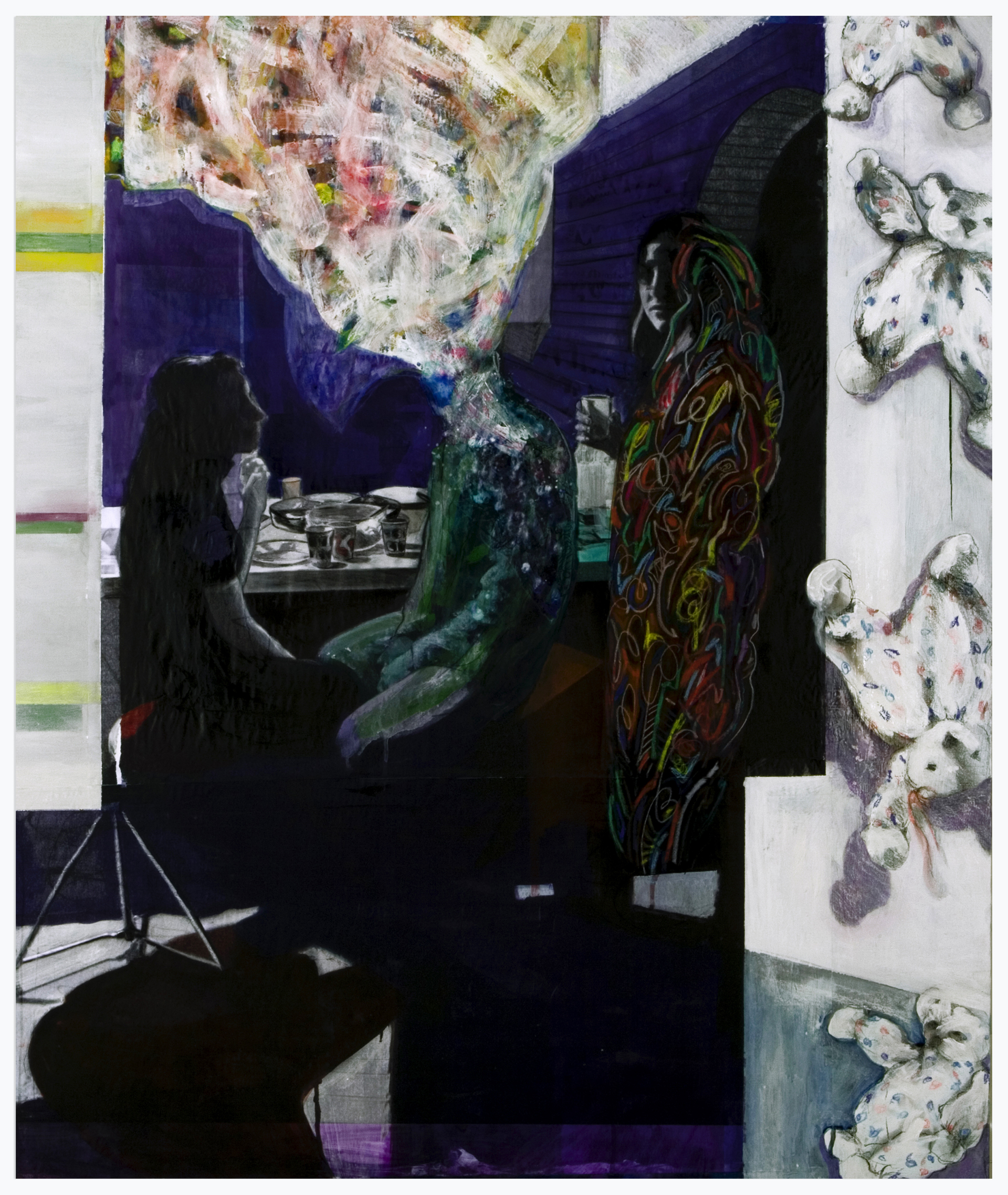 6_Untitled(3) Medusa Series 2010-a