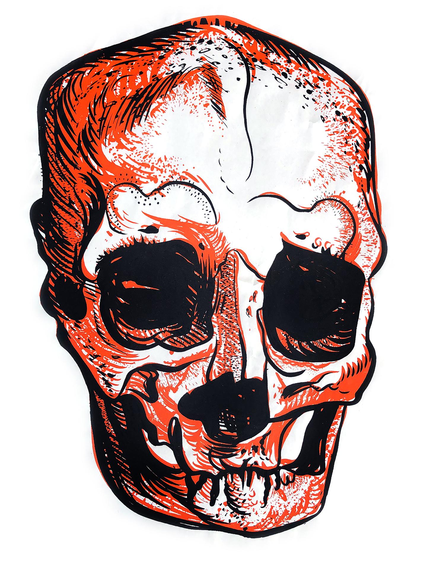 skinny skull-a