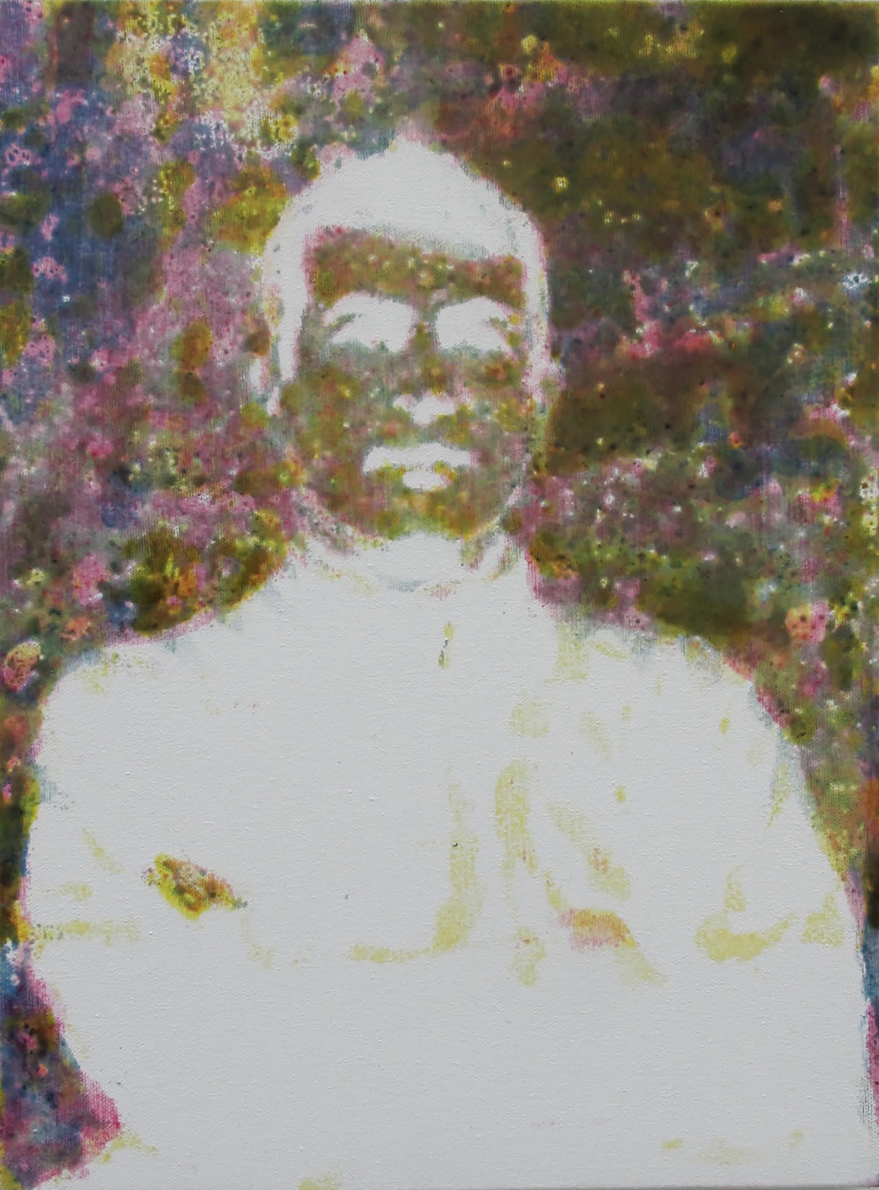 Self portrait as after image 1