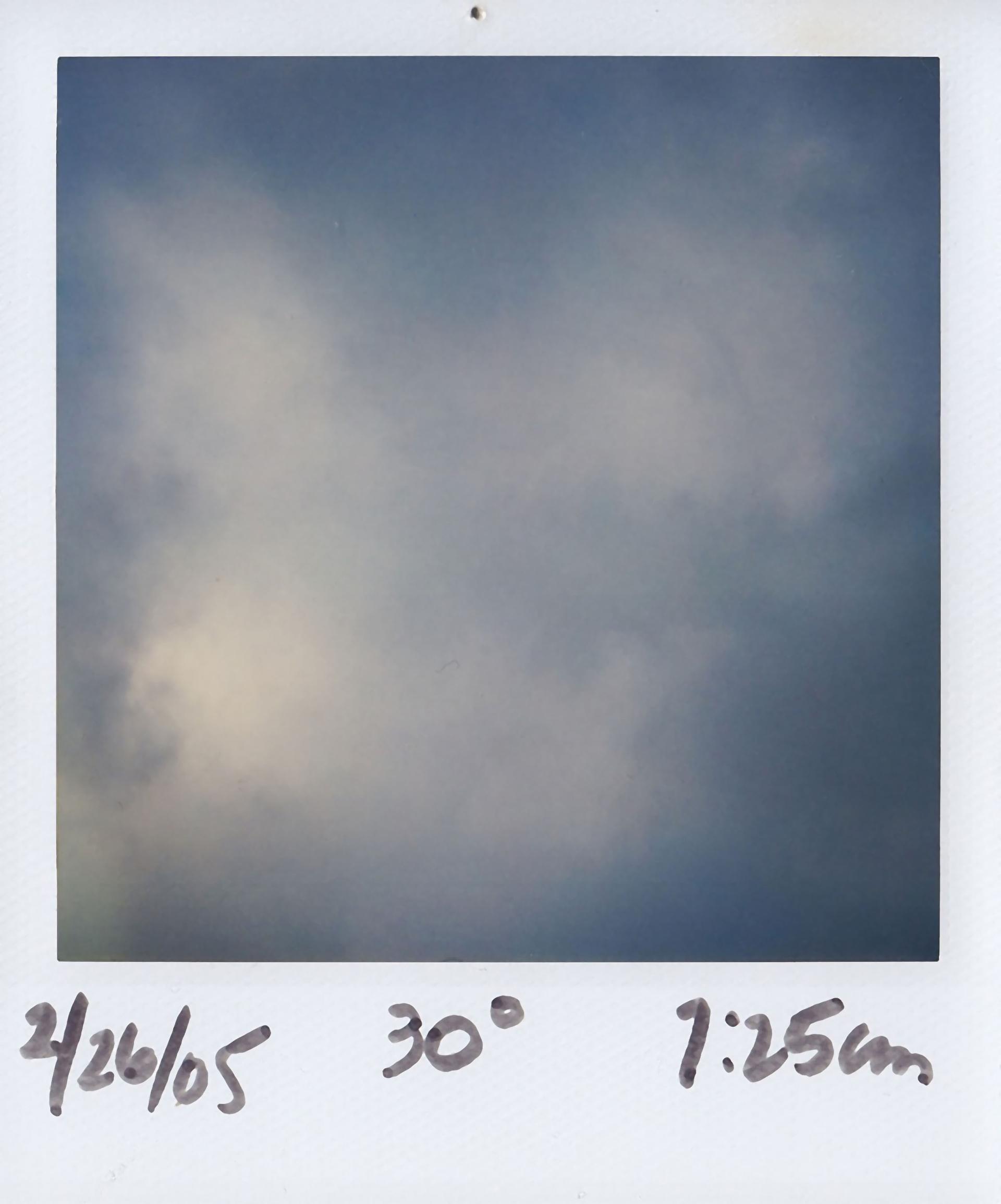 Overcast blue - single-sm