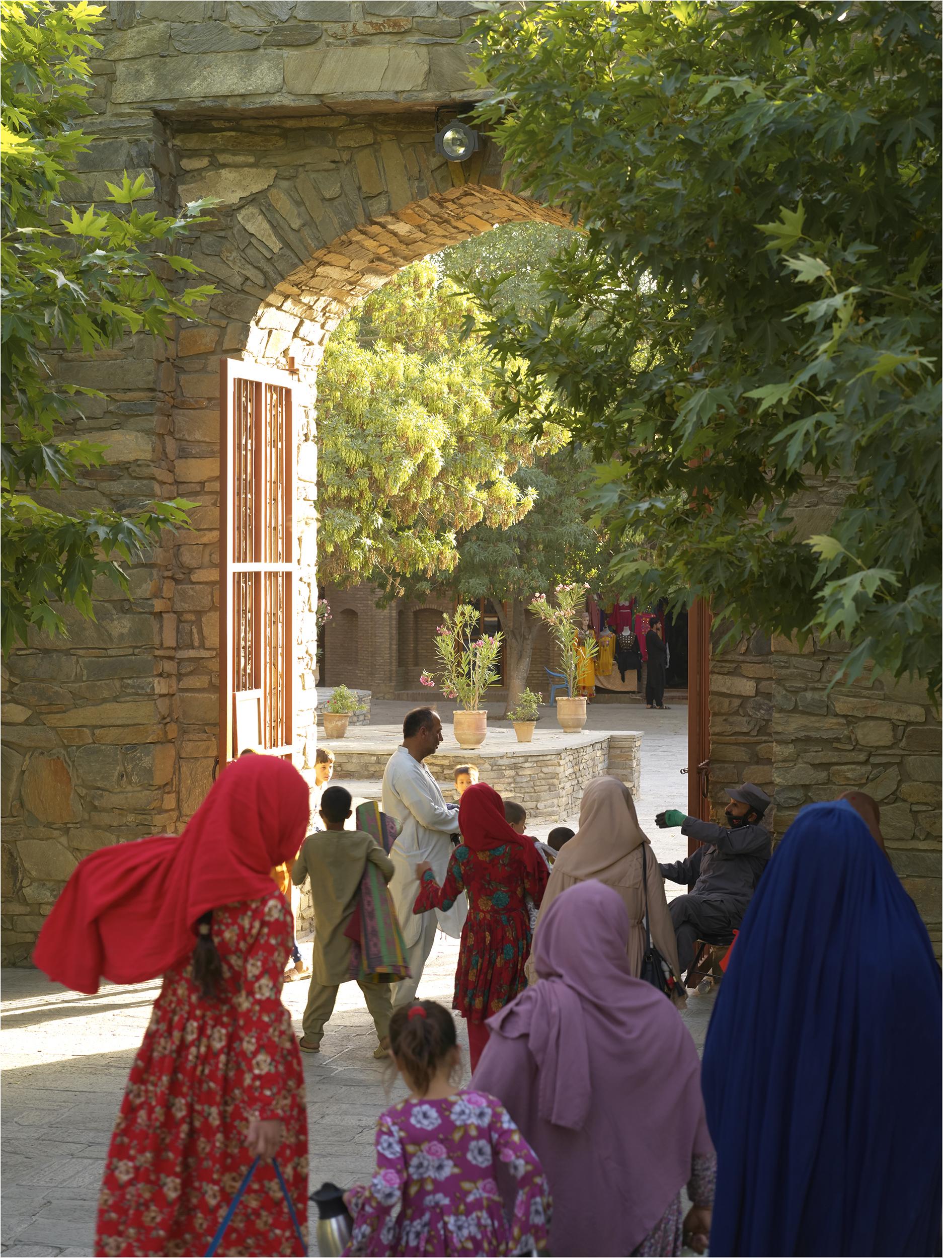 AKTC Kabul 2021
