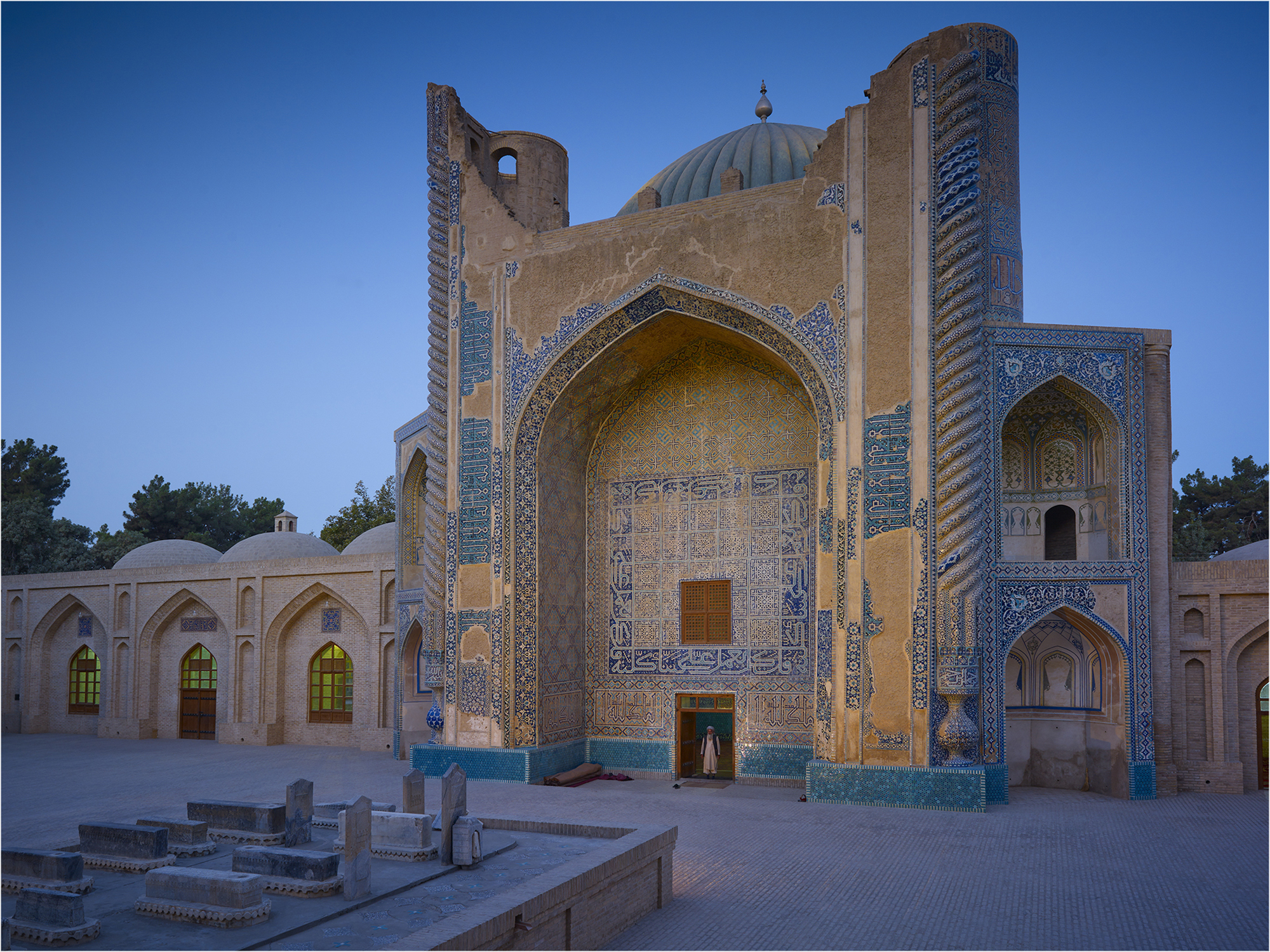 Khwaja Parsa Mosque